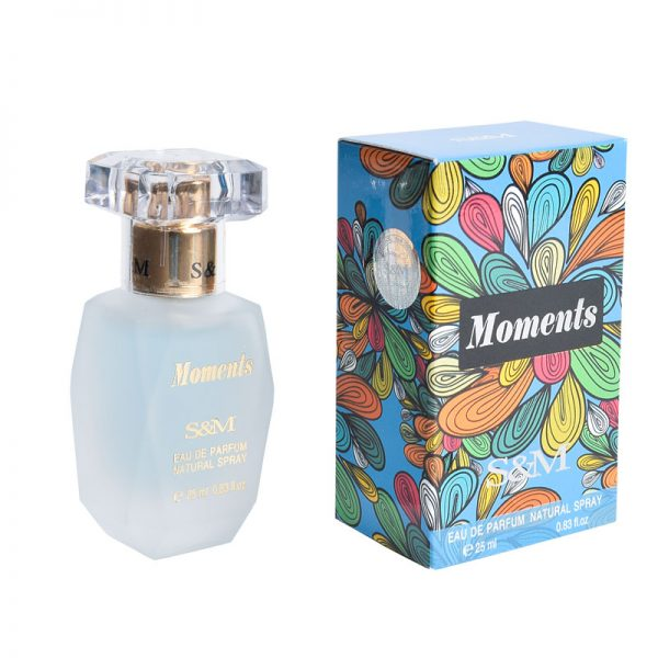SM Perfume - MOMENTS - Eau De Parfum 2