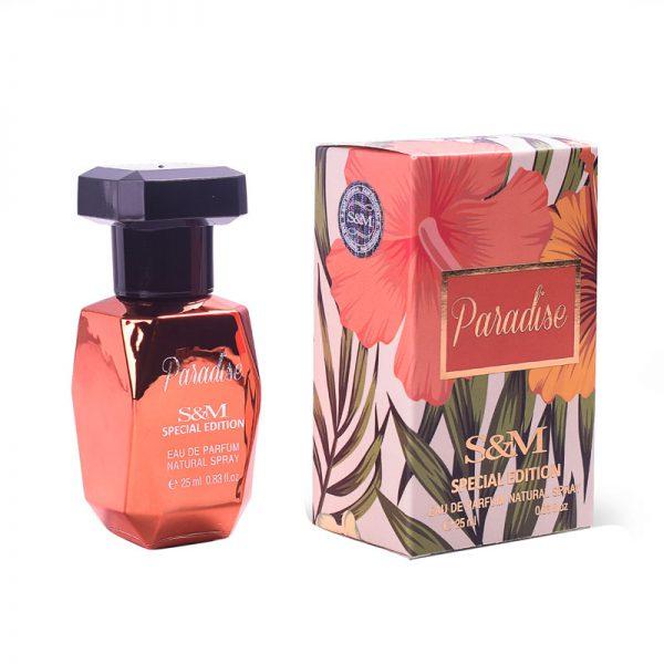 SM Perfume - PARADISE - Eau De Parfum 2